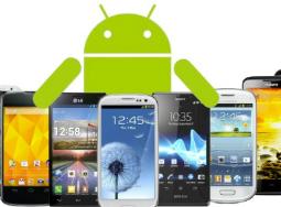Débuter avec un smartphone sous Android